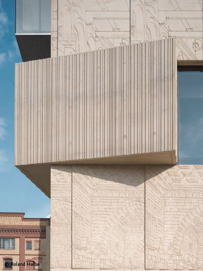 Museum For Architectural Drawing Berlin museum architecture - tchoban foundation